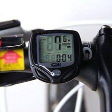 Cycle LCD Nouveau Sans Fil Vélo Bicyclette Ordinateur Compteur de vitesse Mètre