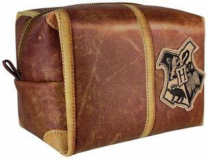Harry Potter Hogwarts Wash Bag, Make up Bag, 17 cm,- Brand New - Pencil Case