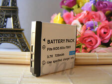 Battery for Kodak Klic-7001 M1063 MX1063 MD1063 Camera