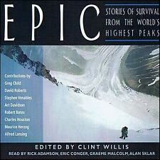 Epic: Stories of Survival From The Highest Peaks - 5CDs - NEW - FREE SHIPPING