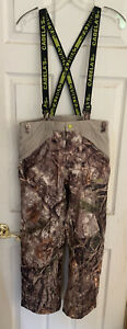 Cabelas Silent Suede Dry Plus Pants Camo INUSLATED YOUTH Kids Zonz Woodlands