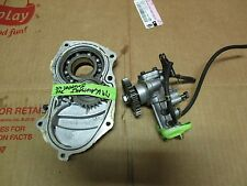 Vintage 79 Kawasaki 340 L/C Invader Snowmobile Oil Pump & Gears Intruder 80 81