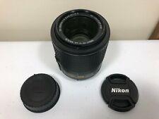 Nikon AF-S DX NIKKOR 55-200mm f/4-5.6G II VR Lens