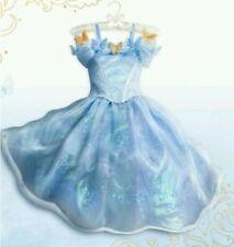 Disney Cinderella Limited Edition Costume Dress - Live Action Film - Size 6 NEW