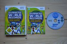 Wii - Guinnes World Records: Das Videospiel - (OVP, mit Anleitung)