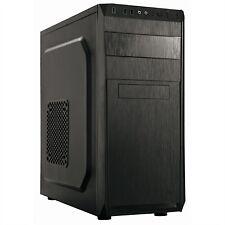 Pc Case - Apc-35 escritorio 500w negro carcasa de ordenador