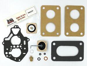 Service Kit for Solex 34-34 Z11 carburetors for Volvo 240