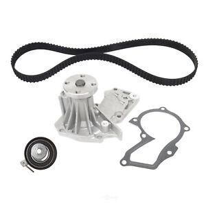 Engine Timing Belt Kit with Water Pump USTK343 fits 2011 Ford Fiesta 1.6L-L4