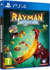 RAYMAN LEGENDS PS4 GIOCO PLAYSTATION 4 VIDEOGIOCO ITALIANO SIGILLATO PROMO