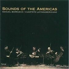 Manuel Barrueco and Cuarteto Latinoamericano - Sounds Of The Americas [CD]
