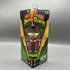 """POWER RANGERS MIGHTY MORPHIN JASON RED 5"""" FIGURE BANDAI ONLY AT TOYS R US"""