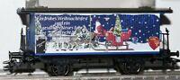 Märklin 48765 Mitarbeiter-Weihnachtswagen 2018 !!!