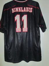 Ajax 1998-1999 Kinkladze 11 Away Football Shirt Size Adult XXL /43590
