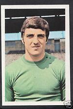 Fks football autocollant, 1972-3 soccer stars nº 25-birmingham-dave latchford