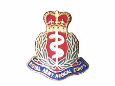 Royal Army Medical Corps RAMC Lapel Badge