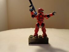 Halo Mega Bloks Red Scout from UNSC RHINO VHTF