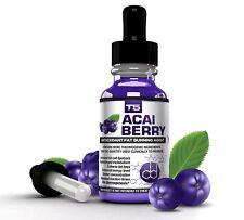 Z T5 Acai Berry Serum: Maximum Strength Antioxidant Fat Burner Fast Acting 1