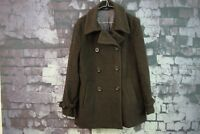 Womens Crew Clothing Brown Jacket size Uk 14 No.F280 23/10