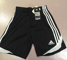 Mens Small  Adidas Tiro 11 Shorts - Black/White - Brand New With Tags