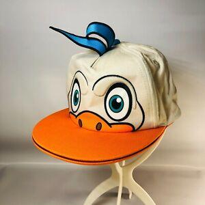 Disney Store Children's Adjustable Duck Cap Hat Size XS-S