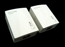 TP-LINK TL-PA2010KIT 2 x TL-PA2010 200Mbps Nano Powerline Adapter