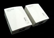 TP-LINK tl-pa2010kit 2 x tl-pa2010 200 MBPS Nano Powerline Adattatore