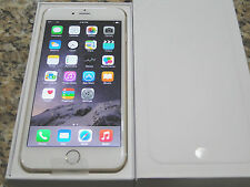 New Apple iPhone 6 Plus 128G Gold AT&T H2O Wireless Only 8.2.1 Firmware Warranty