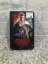Stranger Things Season 1 Collector's Edition BLU-RAY+DVD 4 DISC+POSTER EXCLUSIVE