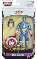 Marvel Legends Civil Warrior Action Figure (Mr. Hyde BAF Wave)