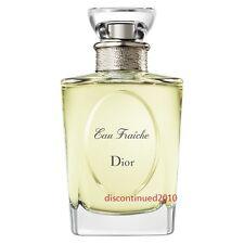 Christian Dior Les Creations De Monsieur Eau Fraiche EDT Spray 3,4 fl see photo