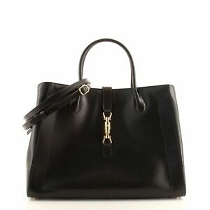 Gucci Jackie 1961 Tote Leather Large