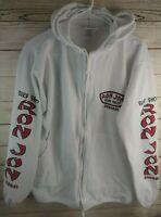 Vintage 90s Ron Jon Surf Shop Cozumel Light Weight Zip Up Jacket Size Medium