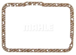 Mahle Auto Trans Oil Pan Gasket Cork with Metal Carrier for 87 - 93 Ford Mustang