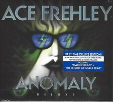 ACE FREHLEY / ANOMALY - DELUXE EDITION * NEW CD 2017 * NEU *