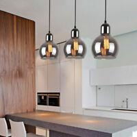 Kitchen Pendant Light Bar Ceiling Lights Modern Lamp Glass Chandelier Lighting