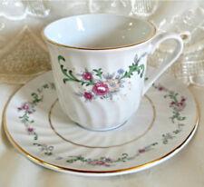 48 Celestine Inexpensive Bulk Discount Tea Cups Teacups Near Wholesale FREE SHIP
