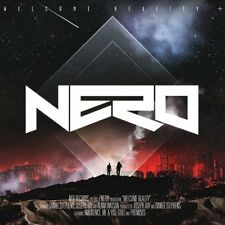 Welcome Reality + Nero (Dubstep) (CD, Oct-2012, Interscope (USA)) NEW EXTRA TRKS