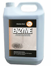Natural Enzyme 5 Ltr Degreaser Cleaner Kitchen Drain Septic Tank ECO FRIENDLY