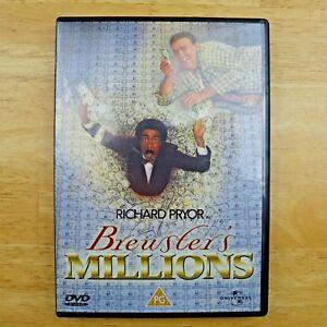 Brewster's Millions (DVD, 2005) - Region 2 PAL Format.