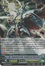 CARDFIGHT VANGUARD CARD: SALVATION LION, GRAND EZEL SCISSORS - G-RC01/016EN RR