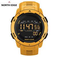 NORTH EDGE Digital Watch Multifunctional Sports Dual Time Watch