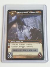 Thunderhead Hippogryph (Hippogryph Hatchling) - Loot Card - Warcraft WoW TCG