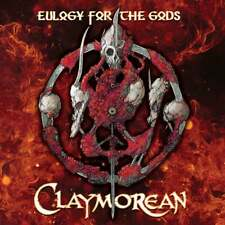 CLAYMOREAN - Eulogy for the Gods (LIM.500*EPIC METAL*SOLSTICE*M.ROAD*RAVENSIRE)