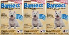 Anti Garrapatas Y Pulgas Perros Mascotas 3 Und Por Pack