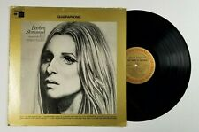 BARBRA STREISAND Live Concert At The LP Columbia CQ 31760 US 1973 VG+ QUAD 00D