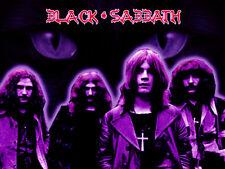Black Sabbath Guitarra Pestañas Tablatura lección CD 172 canciones y 35 pistas de respaldo