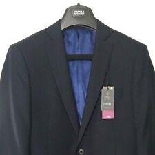 Chaqueta para hombre M&S/Azul Luxe £ 115 Slim Fit Lana adaptados Blazer 40 Med BNWT marcas