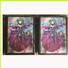 Sleeve case Liliana 50sheets x 2 Yoshitaka Amano MTG War of the Spark Limited