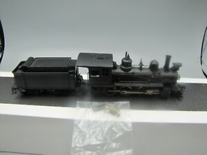 United Models HOn3 RGS NO20 4-6-0 Non Decorated, Painted Brass