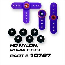 Heavy Duty Purple Servo Saver w/CNC Top for RC Cars, OFNA 10767